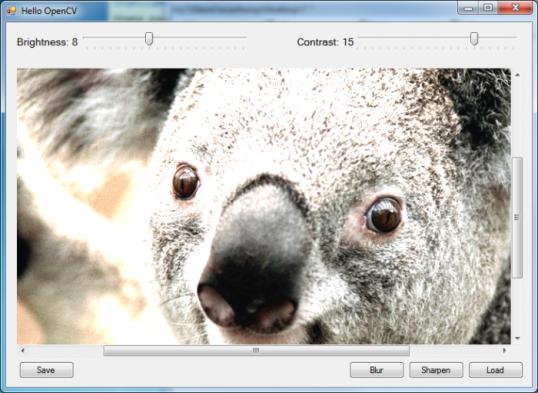 Lập trình xử lý ảnh bằng OpenCV