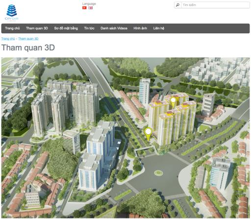 citygatetowers.com.vn - Web song ngữ phục vụ giao dịch bất động sản, được phát triển trên OpenCart. Người mua có thể tương tác 3D trước khi mua hàng