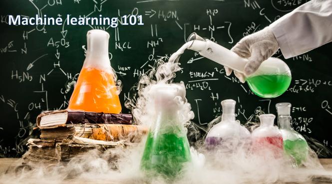 Bắt đầu học Machine Learning