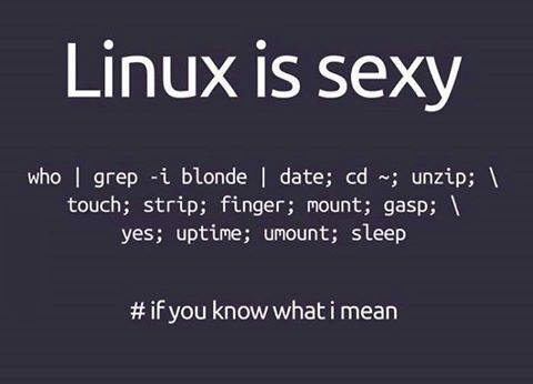 linux-is-sexy
